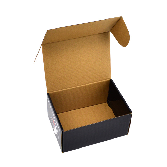 Glossy Color Print Corrugated Shipping Box